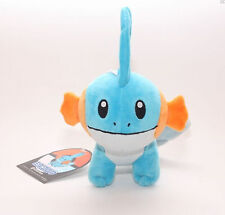 Pokemon Mudkip Mizugorou Soft Plush Doll Stuffed Animal Toy Xmas Gift 6""