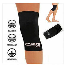 As Seen On TV Compression Sleeve Copper Fit Knee Brace Joint Pain Relief