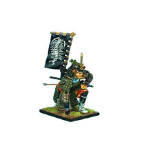 First Legion: SAM030 Samurai Messenger with Sashimono - Takeda Clan