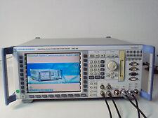 Rohde & Schwarz cmu200 rf-Analyzer/RF-generador/Power metros