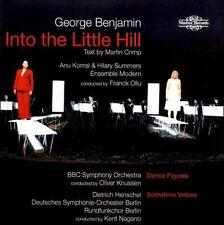Benjamin: Into the Little Hill, Dance Figures, Sometime Voices, New Music