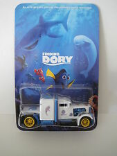 Hot Wheels  Finding Dory  Convoy Custom  Real Riders RA Custom