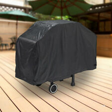 "Deluxe Waterproof Barbeque BBQ Propane Gas Grill Cover Small 44"" Length Black"