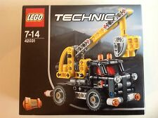 New Boxed Lego Technic Set 42031 2 in 1 Set Cherry Picker Brand New Boxed.