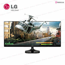 "Brand New! LG 34UM56 34"" 21:9 Ultra Wide Cine View Monitor"