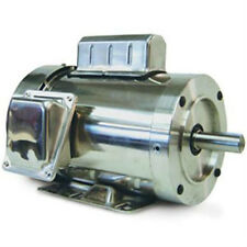 191479.00  1 HP, 1800 RPM NEW LEESON ELECTRIC MOTOR 191479