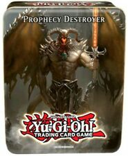 YUGIOH cards Prophecy Destroyer Tin BRAND NEW SEALED IN HAND!!