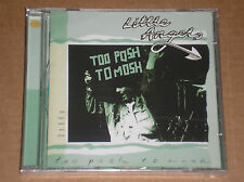 LITTLE ANGELS (BRUCE DICKINSON) - TOO POSH TO MOSH - CD SIGILLATO (SEALED)