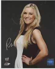 RENEE YOUNG WWE DIVA SIGNED 8x10 PHOTO w/ COA AUTOGRAPH