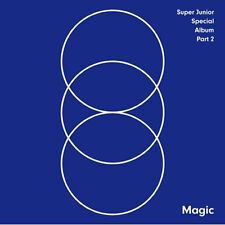 SUPER JUNIOR - [MAGIC] PART.2 Special Album CD Sealed K-POP SM