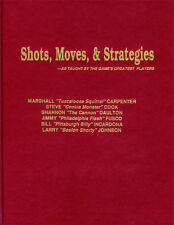 One-pocket billiard book Shots Moves & Strategies seller is author, Eddie Robin