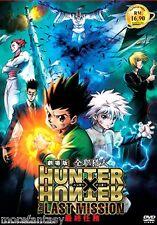 DVD Hunter x Hunter : The Last Mission (Movie) 2013 by Keiichiro Kawaguchi