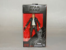 "Star Wars Black Series - The Force Awakens Han Solo 6"" Action Figure"