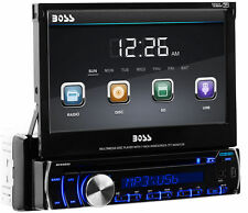 "BOSS BV9982I INDASH CAR DVD/CD PLAYER 7"" TOUCHSCREEN MONITOR USB/AUX RECEIVER"