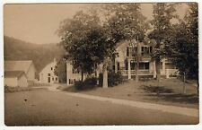 NEW HAMPSHIRE RPPC Real Photo Postcard LARGE ESTATE Residence HOME House FARM