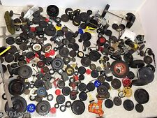 Estate Lot of 303 Toy Car Truck Tractor Vintage Tires Wheels Ideal-Structo-Marx!