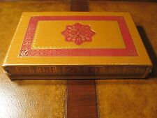 Easton Press FLOWERS FOR ALGERNON Keyes SIGNED SEALED Limited to 600 copies