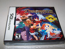 DISGAEA DS - Nintendo DS - USA - NEW & FACTORY SEALED - EXC COND