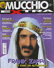 MUCCHIO EXTRA 15 2004 Frank Zappa Cure Stan Ridgway Cisco Bad Religion Verlaine