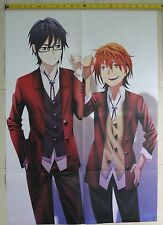 K Return of Kings / Free! Starting days Anime Large 2-sided Official Poster