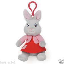 Gund Lily Bobtail Backpack Clip Plush from Peter Rabbit Nickelodeon