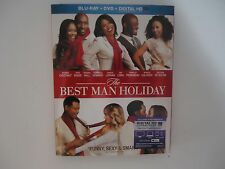 The Best Man Holiday (Blu-ray/DVD, 2014, 2-Disc Set, Digital HD) NEW w/slipcover