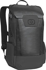 OGIO CLUTCH PACK STEALTH BLACK MOTORCYCLE BACKPACK