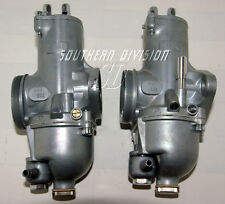 Norton Commando Amal 932 Carburettor pair premium 2 Vergaser 750 850 Roadster