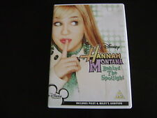 Hannah Montana - Behind The Spotlight (DVD, 2007)  #FREE POSTAGE UK#