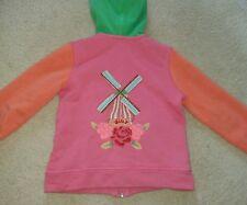 OILILY Chaqueta Con Cremallera Edad 4 Años. diseñador de ropa para niñas