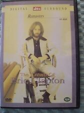 The Cream Of ERIC CLAPTON dvd Remasters like new