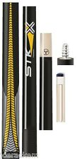 30% OFF NEW Poison VX-STK-Y Playing Cue - Yellow with Sport Grip Handle