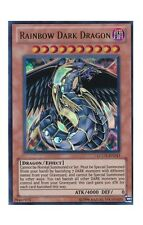 YuGiOh Card - Rainbow Dark Dragon LCGX-EN243 Ultra Rare
