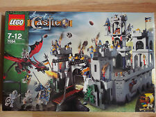 Lego Castle 7094 Große Königsburg Lego Castle Set 5614 7009 5618 Konvolut
