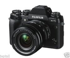 "Fujifilm X-T1 XT1 18-55mm 16.3mp 3"" DSLR Digital Camera Brand New Jeptall"