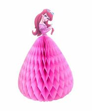 DISNEY PRINCESS SEA ARIEL 3D POP UP GREETING CARD GIRL BIRTHDAY CARD