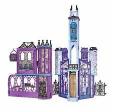 NEW Mattel Monster High Ever After High School Huge Creepy Doll House Playset