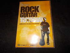 DVD Marshall Tutorial A COMPLETE STEP BY STEP GUIDE TO PLAYING Rock Guitar ASAP