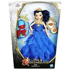 Character Doll Collectible Disney Descendants Coronation Evie Isle of the Lost