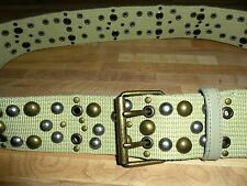 "42"" Duck Dynasty Belt, size M,fits sizes 27""- 33"" waist;hips or waist! A+ GREAT!"