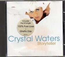 CRYSTAL WATERS - STORYTELLER - CD ( OTTIME CONDIZIONI )