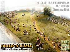 SALE HUGE 8X4 DIORAMA MAT wROAD for KING & COUNTRY CONTE figarti Aeroart td