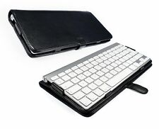 Tuff-Luv Faux Leather Case Cover for Bluetooth Apple Wireless Keyboard