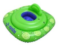 Learn to Swim Eyeline TURTLE SWIM SEAT inflatable 6-12 Month Infant Seat EYSST