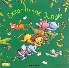 Classic Books with Holes Big Book: Down in the Jungle (2006, Big Book)