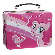 My Little Pony Large Metal Tin Lunch Box NEW Toys Kids Carrier MLP Regular Size