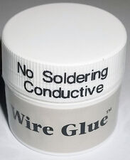 USA - No Silver Solder iron Conductive Glue Wire Electrically Paste PCB Adhesive