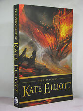 1st, signed by the author, The Very Best of Kate Elliott by Kate Elliott (2015)