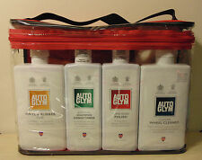 Auto Glym Valeting Collection Kit for Car Care VW Skoda Nissan Toyota BMW Holden