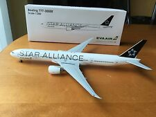 "1/200 Hogan Herpa EVA AIR B777-300ER ""Star Alliance B-16701"
